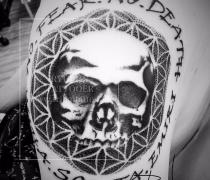 Ryubun Tattooer タトゥー東京 Black&Gray