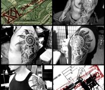Ryubun Tattooer タトゥー東京 トライバル